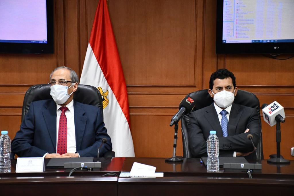 بروتوكول تعاون مع وكالة الفضاء المصرية